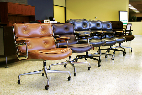 Executive Time Life Chair By Eames For Herman Miller