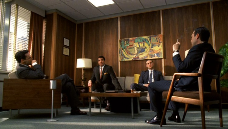 Don Draper Office Endearing Of Mad Men Don Draper Office Pictures