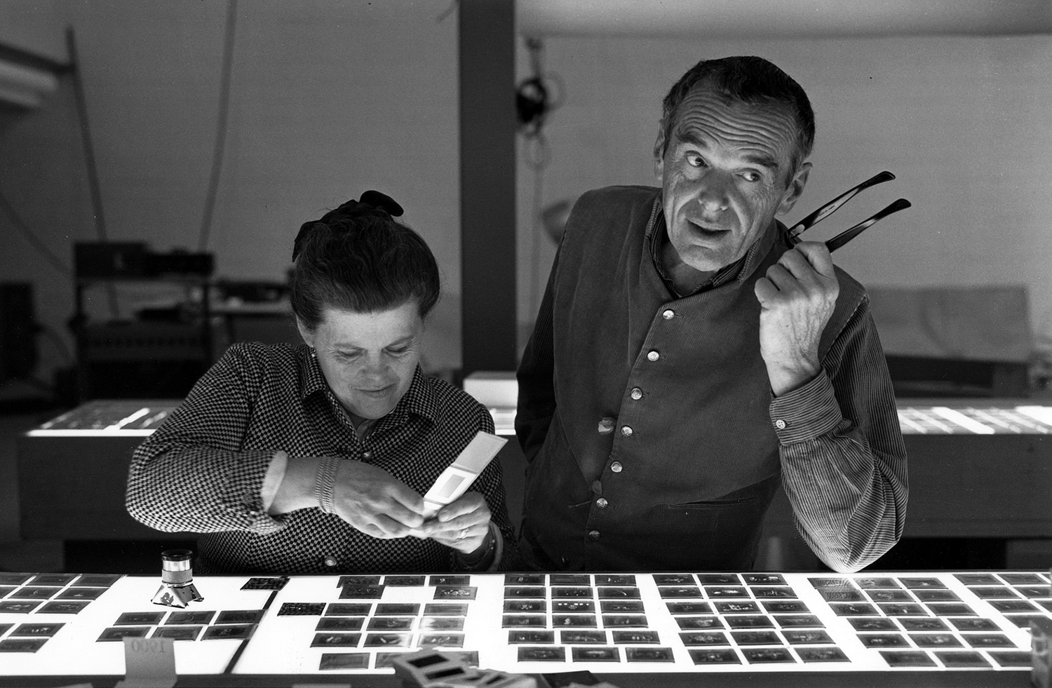 the eames translated their process of discovery into