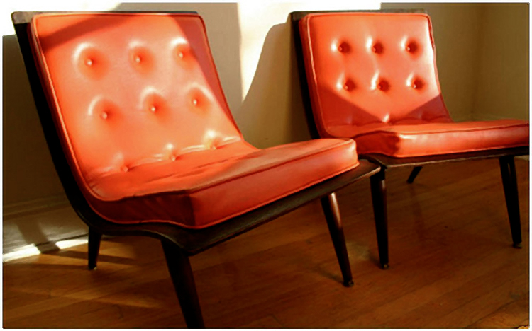 More Carter Bros Scoop Chairs For Sale 171 The Mid Century